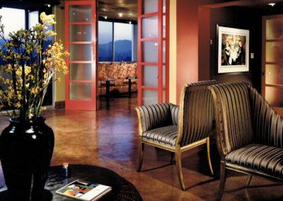 Lounge – Wilshire Penthouse
